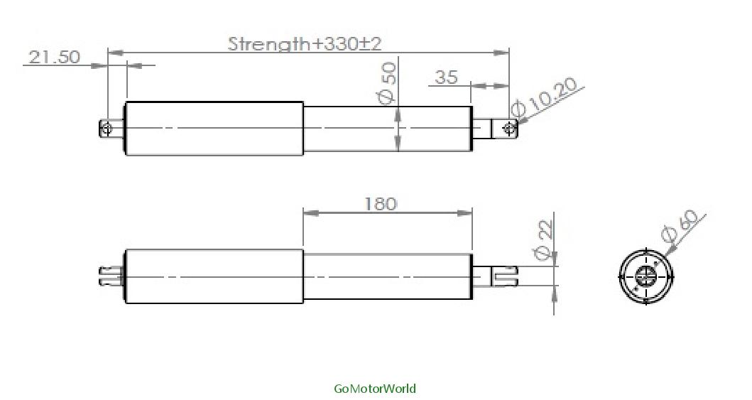 la19b linear actuator